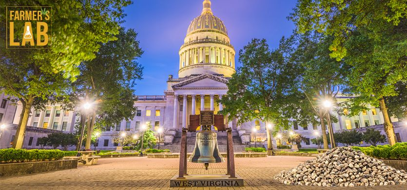 Buy Cannabis (Marijuana) Seeds Shipped Directly to Clarksburg, West Virginia. Growing weed in Clarksburg, WV is now easy with the help of Farmers Lab Seeds.